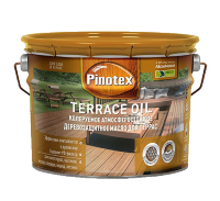 PINOTEX TERRACE OIL олія для дерева 10л