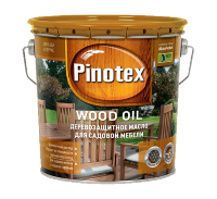 PINOTEX WOOD OIL масло для терас 3л