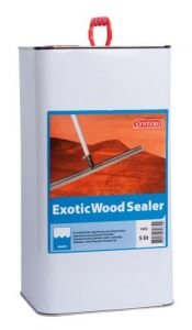 SYNTEKO EXOTIC WOOD SEALER масляна грунтовка 5л